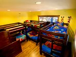 Kids/Adult Reinforced  Three Bunks Bedroom4