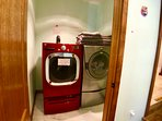 Steam Washer/Dryer