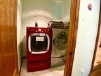Steam Washer/Dryer