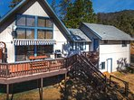 Your chalet home at 3,800' in the Sierra!