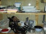 poêle,casserole,plateaux,
