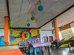 Ashtari Restaurant Inside