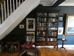 Beautiful antique bookcase