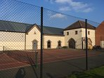 Tennis/basketball court for hire
