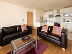 Amazing Central 2BD Flat - Castlefield