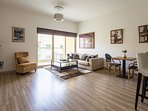 Beautiful + Spacious 1BR in The Greens!