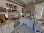 Screenshot 360° Photo,full equiped kitchen.