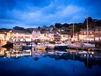 Padstow Food festival and Christmas market early December each year.  Coastal Footpath