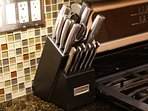 Kitchen and Steak Knives