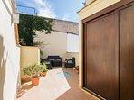 Apartamento con terraza. Costa Brava_ Emporda