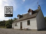Balnabodach Please scan the QR code to step inside the virtual tour of the cottage
