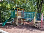 Send your kids over to the community playground for an afternoon of fun!