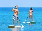 2xSUP's (stand-up paddle board) - FREE USE, subject to availability