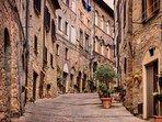 La Toscana a portata di mano: Volterra