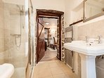Newly fitted luxury bathroom