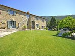 4 bedroom Villa in Catrosse, Tuscany, Italy : ref 5678594