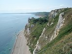 Beer to Branscombe costal path