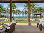 Jivana Beach Villas - Villa Ananda -  Relaxation sala
