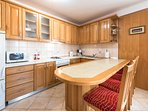 A1 - fully equipped kitchen