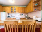 A2 - fully equipped kitchen