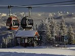 Breathtaking views await you at the top of Aspen Mountain.  Photo courtesy Aspen Chamber Resort Association, Jeremy...