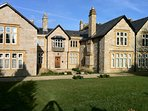 Kenegie Manor Court, beautiful apartment in a Grade II Listed building