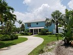 Key West Style home walking distance to the heart of downtown