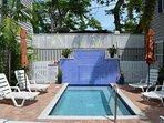 Complex Dip pool