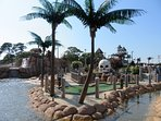 Enjoy a day at Skull Island- Go carts- mini golf -arcade -batting cages and more!  West Yarmouth Cape Cod New England...