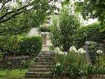 The Entrance to The Secret Cottage