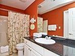 Guest Hallway Bathroom