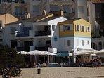 Bars/restuarants  at beach