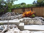 Custom hardscaping and landscaping