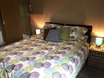 2nd Bedroom can be set up with twin beds or a king bed,tv,dvd player, hairdryer & ample storage
