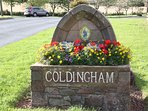Welcome to Coldingham