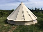 East Coast Glamping at Porters Lake Provincial Park