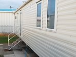 Willerby Rio, side view