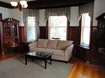 Living Room/Bedroom (Ocean Views From Windows)