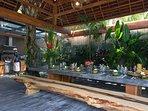 Villa Shambala - BBQ dining