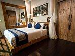 Villa Shambala - Guest bedroom