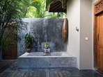 Villa Shambala - Luxurious outdoor bathing