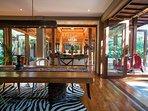 Villa Shambala - Interior style