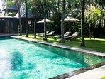 Villa Shambala - Relax poolside