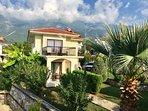 sakin mountain view villa