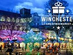 Winchester Christmas market from mid Nov to pre-Christmas....