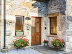 Front door and just 2 minutes walk to the start of Ingleton Waterfalls Trail &  other local walks