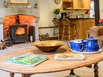 The perfect place to come back to after a day in The Dales!