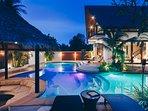 Coco Lilly Private Luxury Lagoon Pool Villa