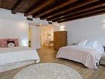 loft Sofá cama doble y cama queen size