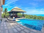 Avoid the holiday crowds and rent your own private villa in paradise